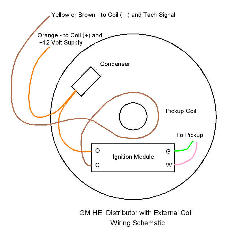 msd hei distributor wiring diagram images gm hei module wiring diagram wiring diagram schematic